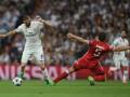 Яркие фото жаркого поединка Лиги чемпионов Реал - Бавария