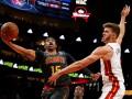 НБА: Нью-Орлеан обыграл Денвер, Атланта уступила Майами