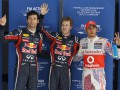 Гран-при Индии: Red Bull доминирует на квалификации