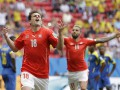 Чемпионат мира: Швейцария вырывает победу у Эквадора на последних секундах матча