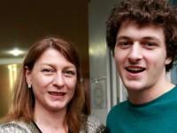 Впервые на Олимпиаде выступят вместе мать и сын