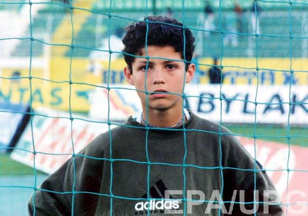 Криштиану Роналду является одним из самых знаменитых воспитанников Спортинга