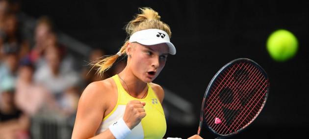 ���������� ����� � ����� ������� ����� WTA � ����������