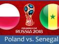 Польша – Сенегал: онлайн трансляция матча ЧМ-2018