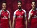 Найди 10 отличий: Арсенал представил новую форму