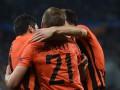 Шахтер - Рапид: Видео голов и обзор матча Лиги чемпионов
