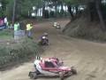 Двое гонщиков устроили драку с болельщиками во время соревнований по картингу
