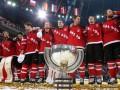 Канада - Россия 6:1. Видео шайб и обзор матча финала чемпионата мира