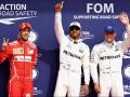 Гран-при Бельгии: Хэмилтон выиграл квалификацию