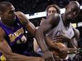 NBA: Лейкерс побеждают в бостонском триллере