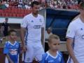 Милевский выбрался на шашлык после очередного гола за Динамо-Брест