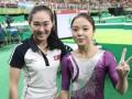 Гимнастки из Северной и Южной Кореи сделали совместное селфи на Олимпиаде