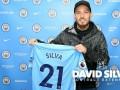 Давид Сильва продлил контракт с Манчестер Сити