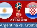 Аргентина – Хорватия: онлайн трансляция матча ЧМ-2018 начнется в 21:00