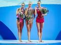 Украинка Ризатдинова завоевала бронзу чемпионата Европы