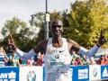 Кениец Кипчоге установил мировой рекорд в марафоне