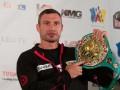 Виталий Кличко: Это мой титул, и я никогда не проиграю его в ринге