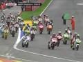 Прощай, друг. Парад мотоциклистов MotoGP в честь погибшего гонщика