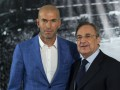 Президент Реала сообщил Зидану хорошую новость