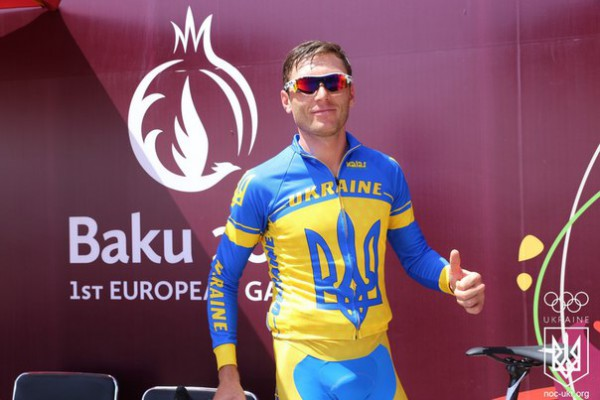 Андрей Гривко - серебряный призер Европейских игр
