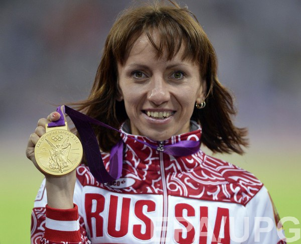 Мария Савинова лишена Олимпийской медали
