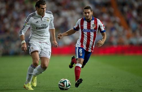 Реал сыграл вничью с Атлетико