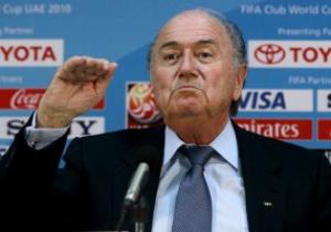 Президент FIFA хочет создать антикоррупционный комитет