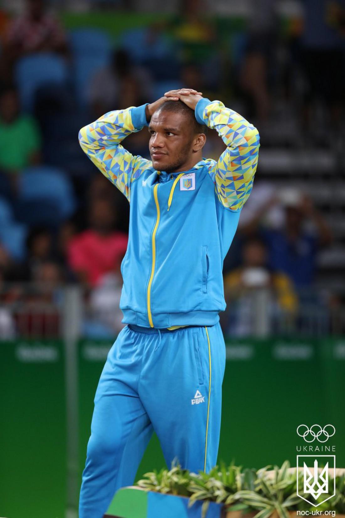 Жан Беленюк после финала Олимпиады