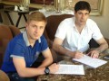 Клуб Милевского подписал контракт с молодым украинцем