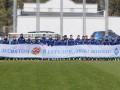 Игроки киевского Динамо поздравили женщин с наступающим 8 марта