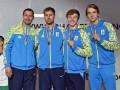 Украинские шпажисты выиграли две медали на этапе Кубка мира в Париже