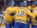 ЧМ по хоккею: Волевая победа сборной Швеции над Норвегией