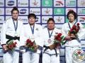 Украинка Каланина завоевала серебро на Гран-при Китая по дзюдо