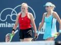 Киченок и Остапенко вышли во второй круг парного турнира WTA в Индиан Уэллс