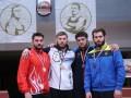 Украинские борцы завоевали семь медалей на престижном турнире в Болгарии