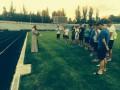 Футболисты Николаева перед стартом сезона получили Божье благословение