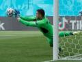 Бущан стал лучшим игроком сборной Украины в матче против Северной Македонии