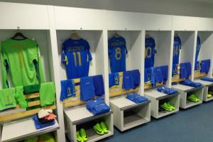 Матвиенко выйдет в стартовом составе сборной Украины