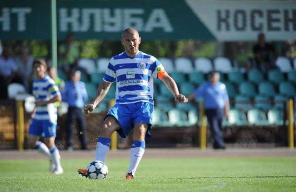 Левандовски покинул Севастополь после трех с половиной лет в команде