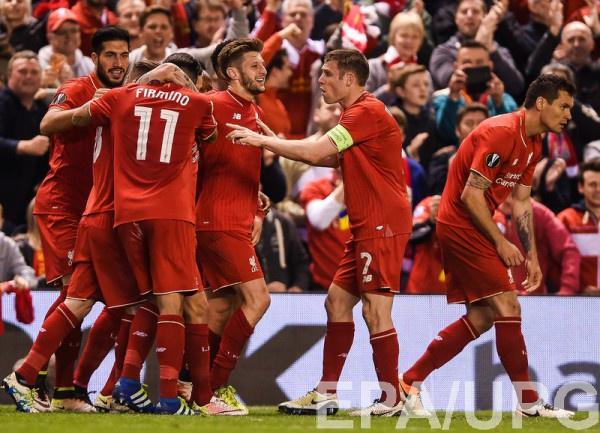 Ливерпуль вышел в финал Лиги Европы