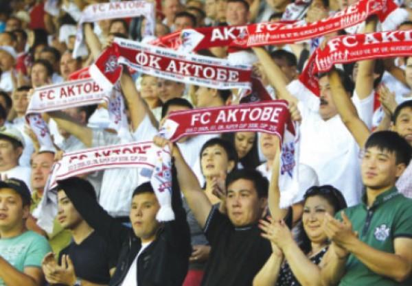 Актобе получит поддержку болельщиков в игре против Динамо