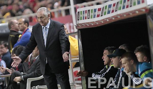 Фоменко сделает замену в своем тренерском штабе