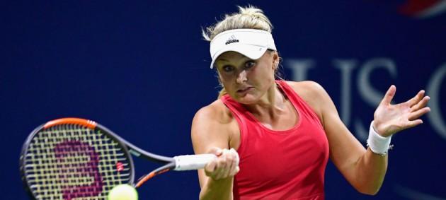 Козлова впервые в карьере вышла в основную сетку турнира в Ухане