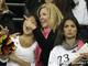 Супруга Иоакима Лева с женами футболистов Бундестим