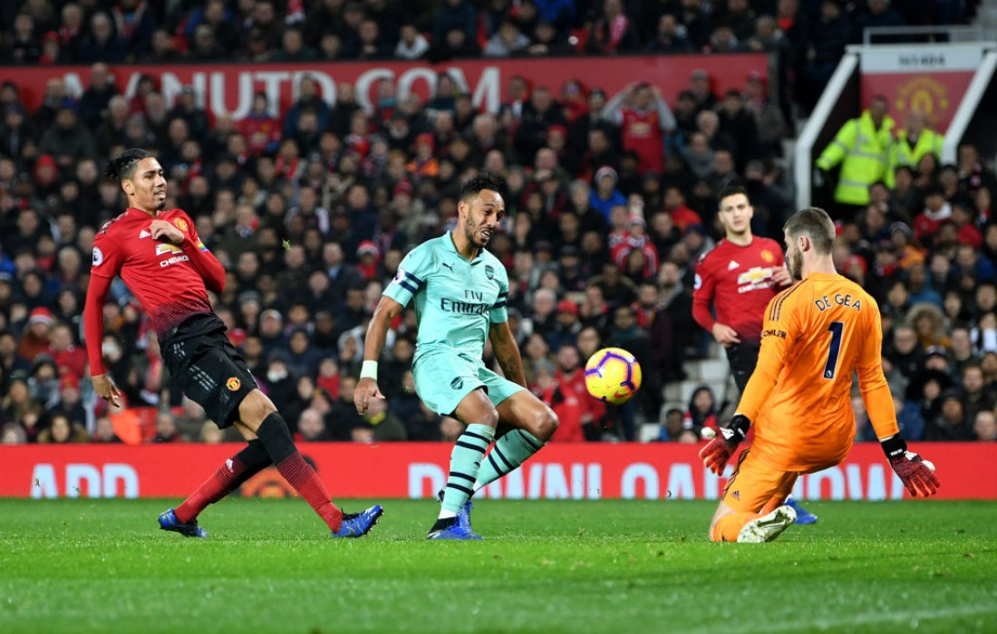 МЮ _ Арсенал: видео голов и обзор матча