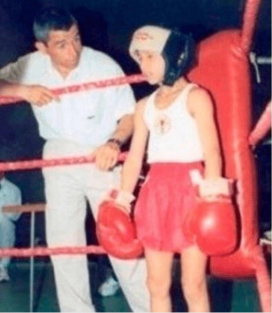Василий Ломаченко с отцом