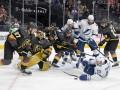 НХЛ: Торонто уничтожил Питтсбург, Тампа проиграла Вегасу