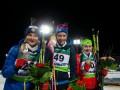 Биатлон: Журавок выиграла серебро в индивидуальной гонке на чемпионате Европы