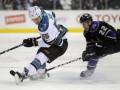 NHL: Лос-Анджелес в серии буллитов одолел Сан-Хосе