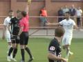 Российский футболист ответил судье ударом и получил бан на полгода